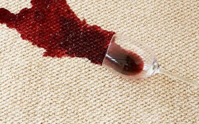 How to Remove any Type of Carpet Stain